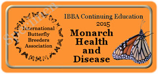 IBBA  Continuing Education Program Seals - Monarch Health and Disease
