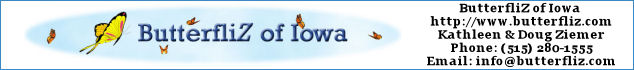Platinum Sponsor: ButterfliZ of Iowa