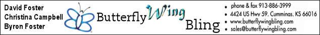 Premier Sponsor:Butterfly Wing Bling