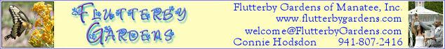 Gold Sponsor:Flutterfly Gardens of Manatee