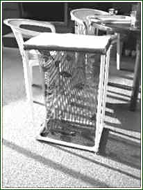 Laundry Sorter Cage